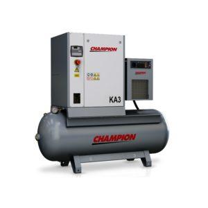 Schraubenkompressor Champion KA3
