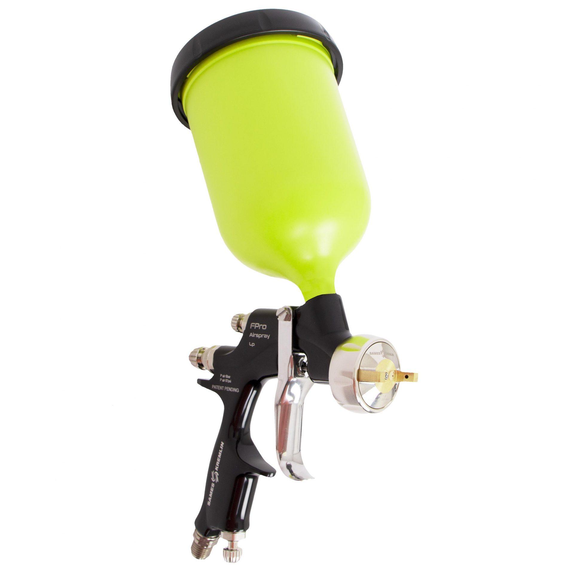 Kremlin FPRO G Pistolet manuel Airspray gravité