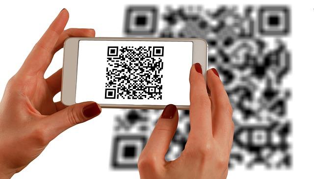 Qr-Codes und Handy